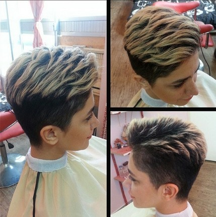 Hairstyles For Short Hair Nz : Gallery Modo Hair Design Hamilton