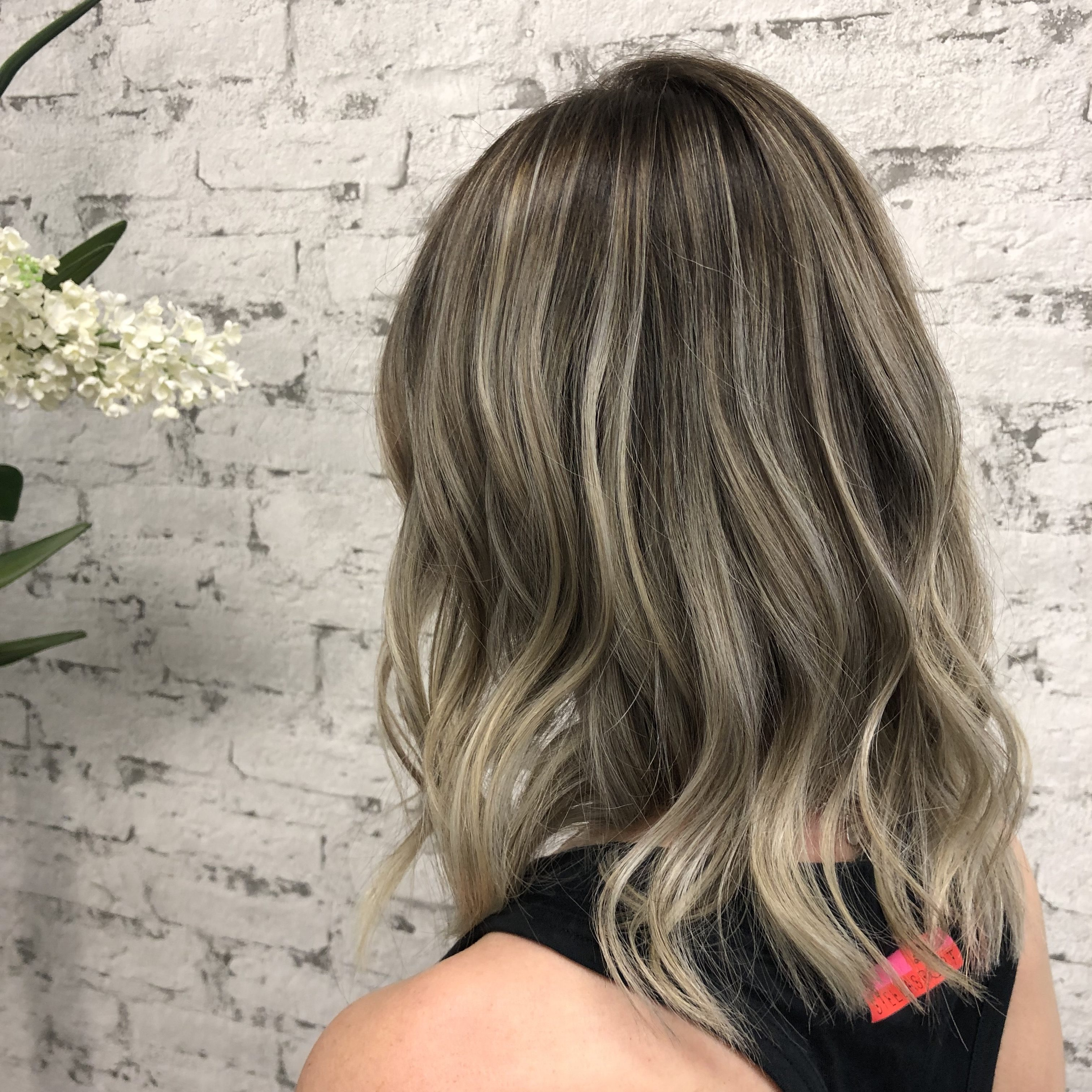 Modo Specialised Balayage Deep Conditioning Treatment Precision Haircut Ghd Finish